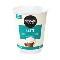 View more details about Nescafe and Go Gold Latte Cups, Pack of 8 - 12278742