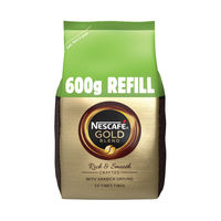 View more details about Nescafe Gold Blend Coffee Refill Pack 600g - 12226527