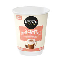 View more details about Nescafe and Go Cappuccino Cups, Pack of 8 - NKL52543