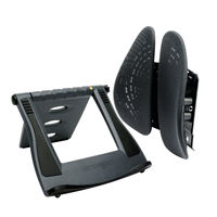 Kensington Comfort Back Rest, Free Easy Riser Laptop Stand - AC810079