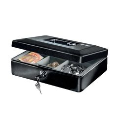 View more details about Master Lock Small Cash Box Key Lock CB-10ML