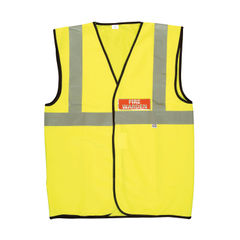 View more details about Fire Warden XL Yellow High Visibility - IVGFVW