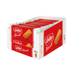 View more details about Lotus Biscoff XL Twin Packs (Pack of 20) 70101886
