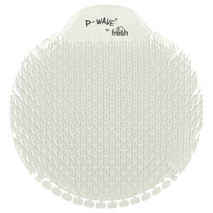 View more details about P-Wave Honeysuckle Slant6 Urinal Screens, Pack of 10 - WZDS60HS