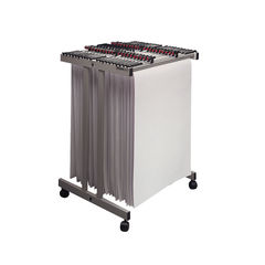 View more details about Vistaplan Grey A1 Plan Hanger Trolley Carrier - TA1