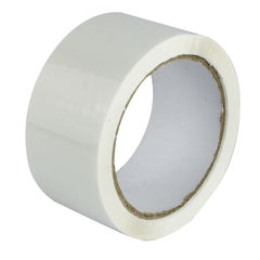 View more details about Polypropylene Tape 50mmx66m White (Pack of 6) APPW-500066-LN