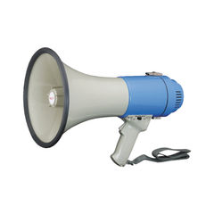 View more details about Power Megaphone With Siren (Up to 50 hours talk time) IVGMEGA