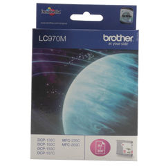 View more details about Brother LC970M Magenta Ink Cartridge - LC970M