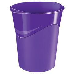 View more details about CEP Pro Purple Gloss Waste Bin - 280G PURPLE