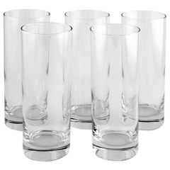 View more details about 36.5cl Clear Tall Tumbler Drinking Glasses, Pack of 6 - 0301023
