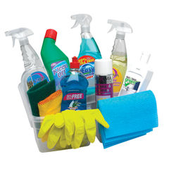 View more details about Complete Spring Cleaning Kit - 1099010