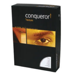 View more details about Conqueror Paper Laid Cream A4 100gsm Ream (Pack of 500) CQP0324CRNW