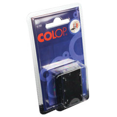 View more details about COLOP E/30 Black Replacement Ink Pads, Pack of 2 - E30BK
