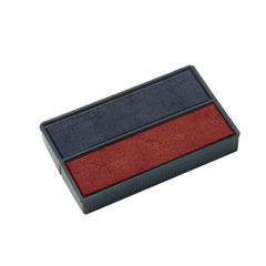 View more details about COLOP E/4850 Replacement Ink Pad Blue/Red (Pack of 2) E4850