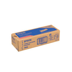 View more details about Epson C2900N Magenta Toner Cartridge - C13S050628