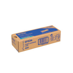 View more details about Epson C2900N Cyan Toner Cartridge - C13S050629