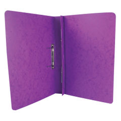 View more details about Exacompta Europa Spiral Files A4 Lilac (Pack of 25) 3004