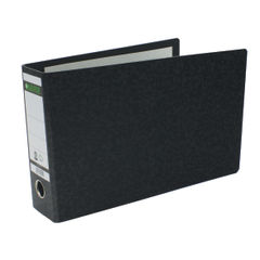 View more details about Leitz 180 Oblong Lever Arch File Board A4 Black (Pack of 4) 310690095