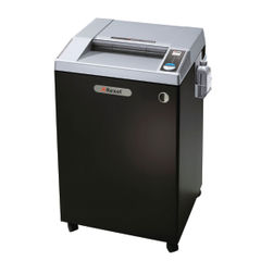View more details about Rexel RLWX25 Wide Entry Cross-Cut Shredder Black 2103025