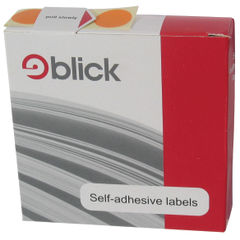 View more details about Blick Labels in Dispensers Round 19mm Blue (Pack of 1280) RS011453