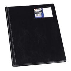 View more details about Rexel Nyrex Slimview A4 Display Book 12 Pocket Black 10005BK