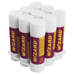 View more details about Medium Glue Sticks 20g (Pack of 9) WX10505