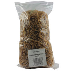 View more details about Size 18 Rubber Bands (Pack of 454g) 9340015