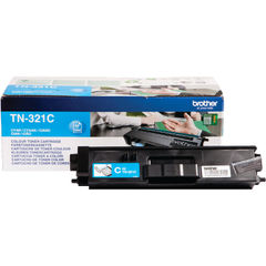 View more details about Brother TN321C Cyan Toner Cartridge - TN321C