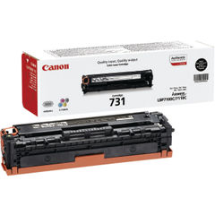 View more details about Canon 731H High Capacity Black Toner Cartridge - 731H BK
