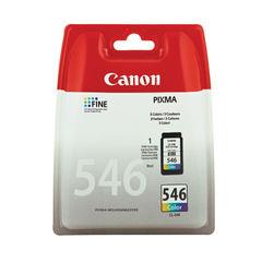 View more details about Canon CL-546 Colour Ink Cartridge - CL-546