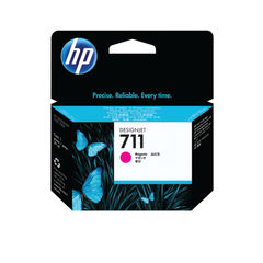 View more details about HP 711 Magenta Ink Cartridge - CZ131A