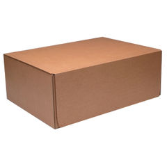 View more details about 460 x 340mm Brown Mailing Boxes, Pack of 20 - 43383253