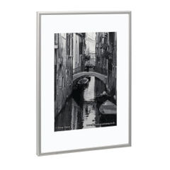 View more details about TPAC Photo Aluminium Certificate Frame A1 Silver PAAFA1B