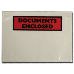 View more details about GoSecure Document Envelopes Documents Enclosed Self Adhesive A7 (Pack of 1000) 4302001