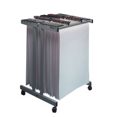 View more details about Vistaplan A0 Grey Hanger Trolley – TA0