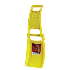 View more details about Yellow Winter Snowflex Foldable Snow Shovel 384063