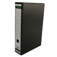 View more details about Foolscap Cloudy Grey Box Files (Pack of 10) WX20012