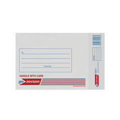View more details about GoSecure Bubble Lined Envelope Size 3 150x215mm White (Pack of 20) PB02131