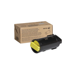 View more details about Xerox VersaLink C50X Yellow Extra High Yield Toner Cartridge 106R03875