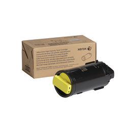 View more details about Xerox VersaLink C600 Yellow Extra High Yield Toner Cartridge 106R03922