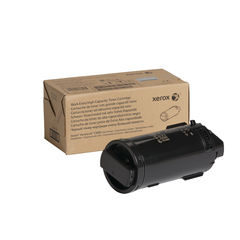 View more details about Xerox VersaLink C600 Black Extra High Yield Toner Cartridge 106R03923