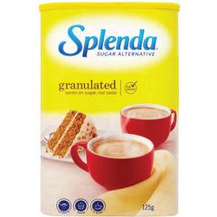 View more details about Splenda 125g Sweetener Granules - A08026