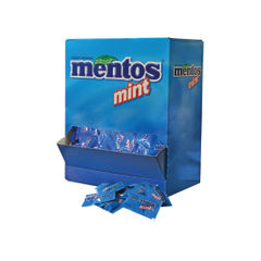 View more details about Mentos Individually Wrapped Mints, Pack of 700 - A03664