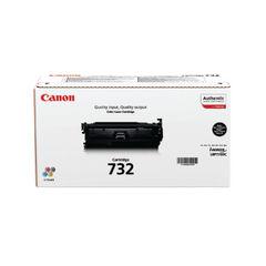 View more details about Canon 732BK Black Toner Cartridge - 6263B002
