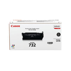 View more details about Canon 732H Black Toner Cartridge High Capacity 6264B002