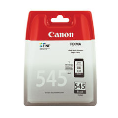 View more details about Canon PG-545 Black Ink Cartridge - 8287B001