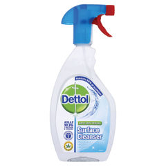 View more details about Dettol 500ml Antibacterial Spray - 1014148