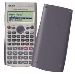 View more details about Casio Financial Calculator 12-Digit Silver FC-100V-UM