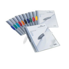 View more details about Durable Swingclip Clip Folders Assorted (Pack of 25) 2260/00
