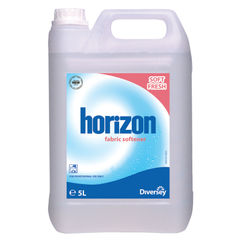 View more details about Diversey Horizon 5 Litre Soft Fresh Fabric Conditioner, Pack of 2 - 7522272